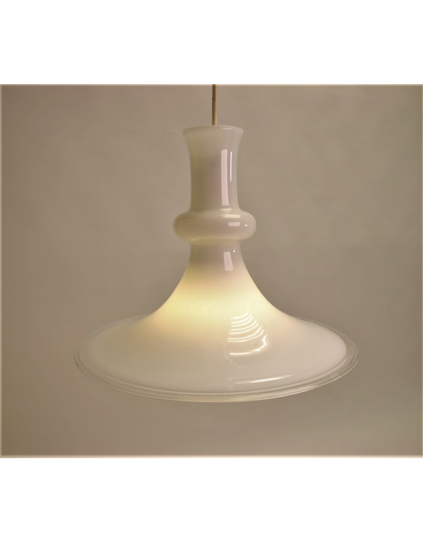 royal copenhagen hanging lamp michael bang 1980