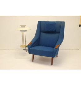Relaxstoel Folke Ohlsson gemaakt door  Fritz Hansen