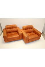Vintage DS40 Club chair from de Sede Cognac leather