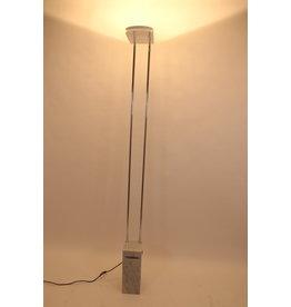 Floor lamp Gesto Terra by bruno gekchelin for skipper 1974