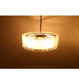 ice hanging lamps Doria Leuchten silver 40 cm