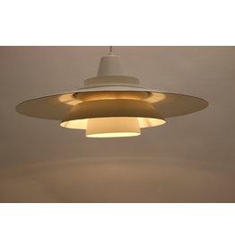 Grote Deense hanglamp Super light denmark 70 s