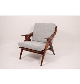 Vintage design Fauteuil De ster gelderland De knoop