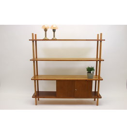 Dutch Design Stick cabinet by Lutjens for Den Boer
