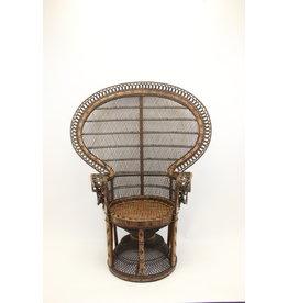 Emmanuelle Peacock stoel 1970