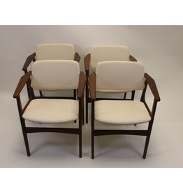 Arne Vodder dining room chairs