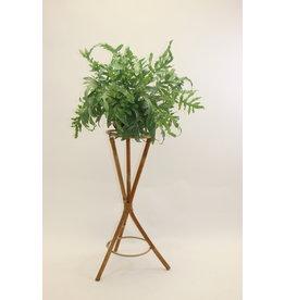 Jaren 60 bamboo plantentafel