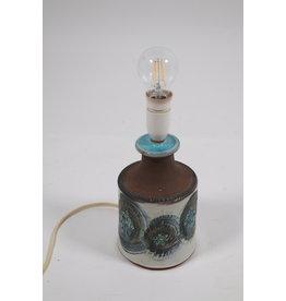 Danish design studio ceramic lamp base.
