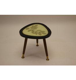 Vintage plant table 1960s