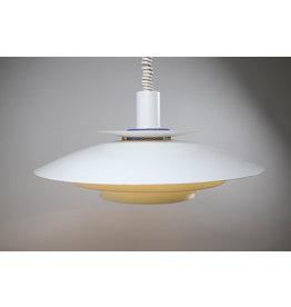 White Danish hanging lamp from Form Light