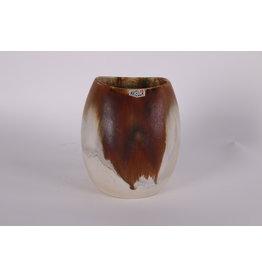 Mooie vaas van deens keramiek Merk Axella Design van 1979
