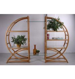 Bamboe Roomdivider of plantenrek.