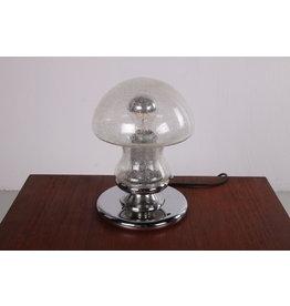 Mid-Century Bubble Lamp met Paddestoelvorm van Doria Leuchten,