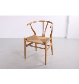 CH24 'Y-stoel' van Hans J. Wegner voor Carl Hansen, 1960