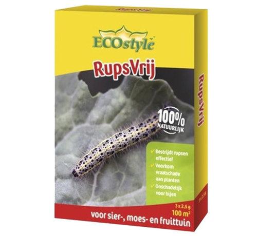 Ecostyle Ecostyle Rupsvrij 7,5 gr voor 100 m² | het alternatief voor XenTari® 15 gr  150 m²