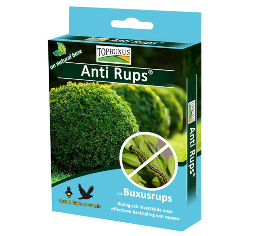 Topbuxus Anti rups