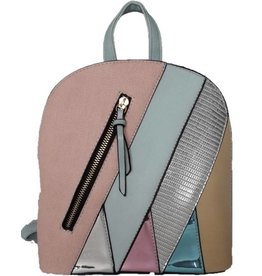 Fashion multicolor backpack 2102a