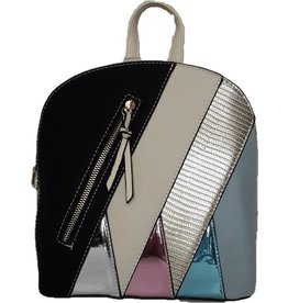 Fashion multicolor backpack 2102c