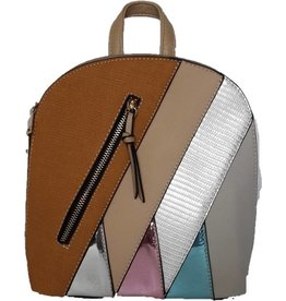 Fashion multicolor backpack 2102d