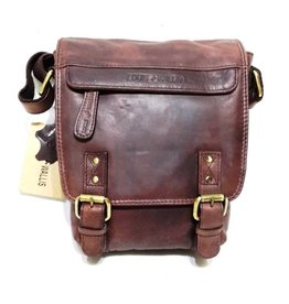 Sold out - Leather shoulder bag Louis Wallis