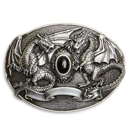 Acco Buckle Black Dragon