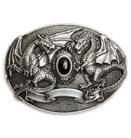 Buckle Black Dragon 2889