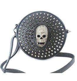 Dark Desire Round One Gothic bag