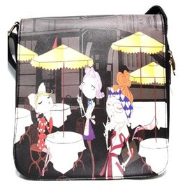 Fantasy Bag Ladies Grey