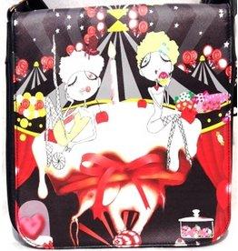 Fantasy Tas Dames Zwart