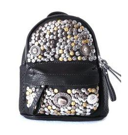 Dark Desire Gothic Backpack 2035