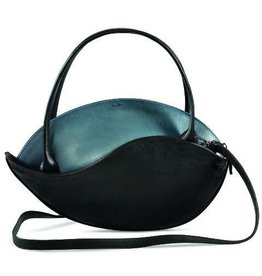 by-Lin Dutch Design by-Lin Dutch Design Heliconia leather hand bag