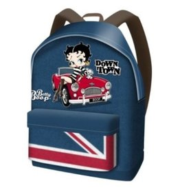 Betty Boop Backpack Downtown