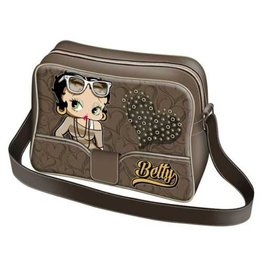 Betty Boop shoulder bag Heart