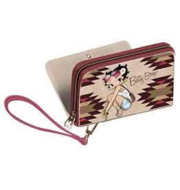 Betty Boop Wallet Ethnic small