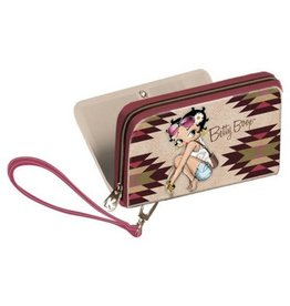 Betty Boop wallet Ethnic Large