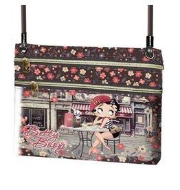 Betty Boop Betty Boop schoudertasje Cafe