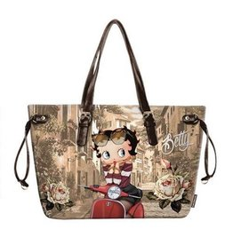 Betty Boop shopper Scooter