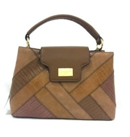 David Jones Handbag Camel 5206-1br