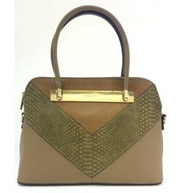 David Jones Handbag Camel 5222-1ca
