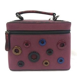 David Jones Fantasy Handtas Plum David Jones DJ5286-2pl