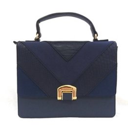 David Jones Handbag Blue 5289-1bl
