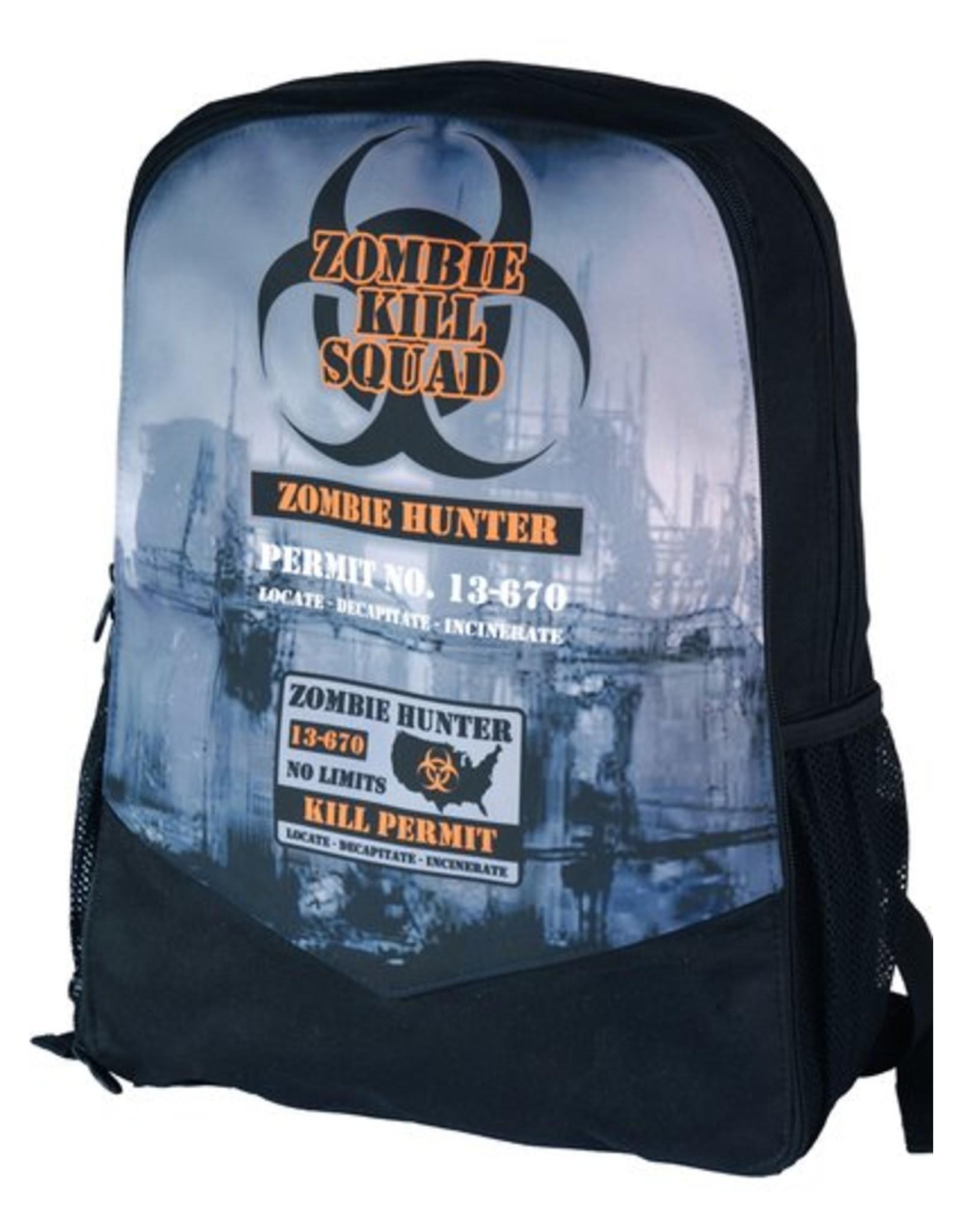 Darkside Fantasy bags - Darkside Zombie Hunter City Backpack