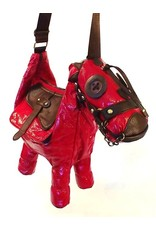 Trukado Fantasy bags - Fantasy bag Donkey red