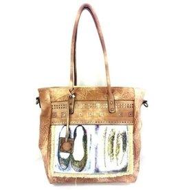 Giuliano Giuliano Shopping bag Brown 20027