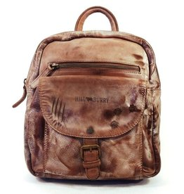 HillBurry leather backpack 2436