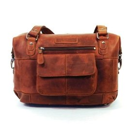 HillBurry HillBurry leather shoulder bag 3088