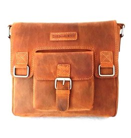 HillBurry Hillburry leather shoulder bag 3295