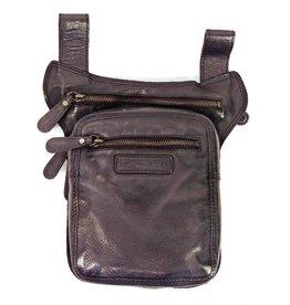HillBurry HillBurry leather belt waist bag 6219z
