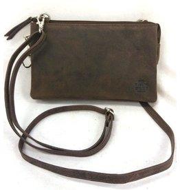 Bear Design Leather Shoulder bag HD30996