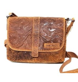 Hillburry leather shoulder bag 3094f
